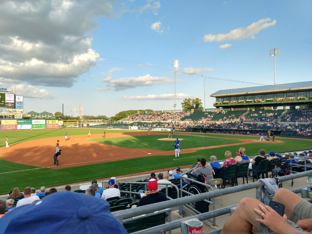 Iowa Cubs Game